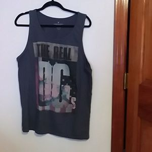 The real OC tank top